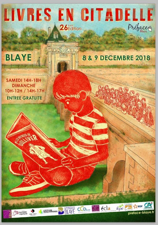 018 affiche Blaye 2018