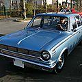 Rambler american 440 4door sedan-1965