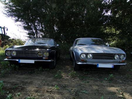 OSI (Ford) 20M TS 2,3 Coupe 1966 1968 Nesles Retro Expo 2010 1