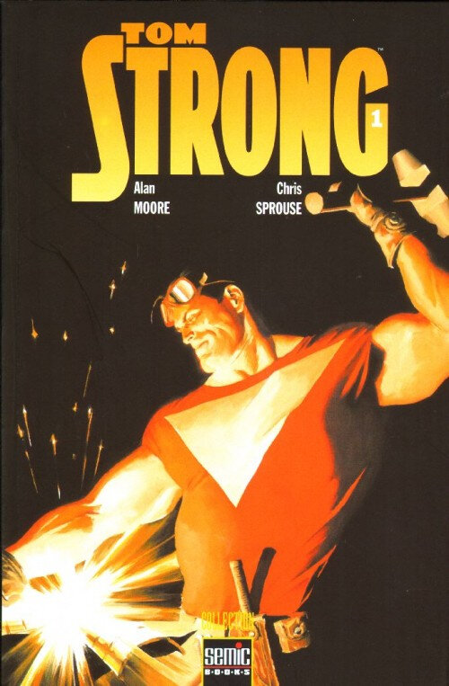 semic book tom strong 01