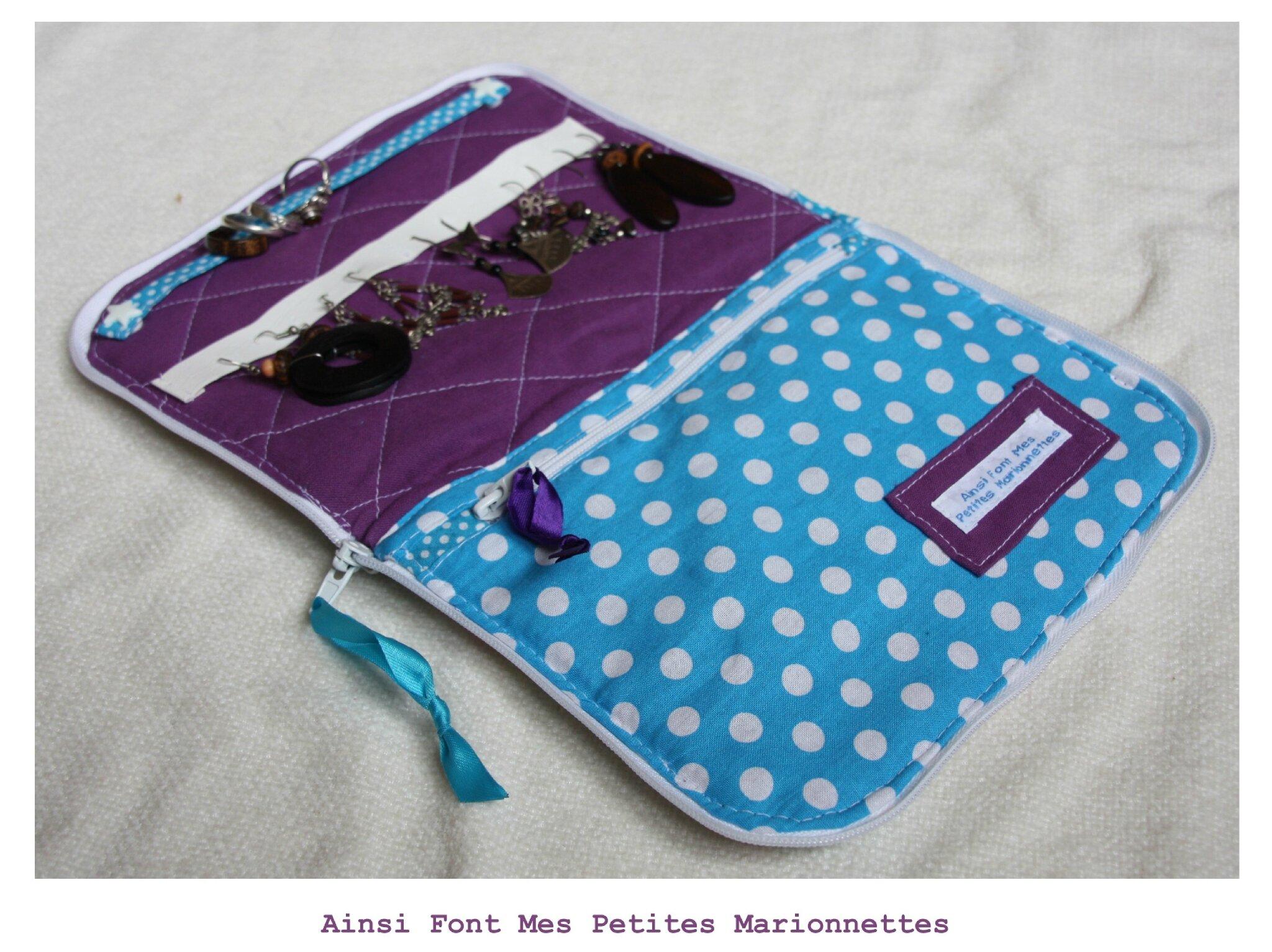 mac bijou violet bleu 1