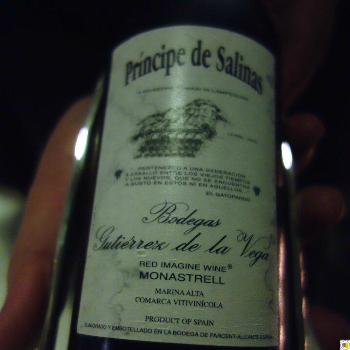 Principe de Salinas