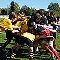 Saison 2011-2012, Cadets - Saint-Médard en Jalles, 15 octobre