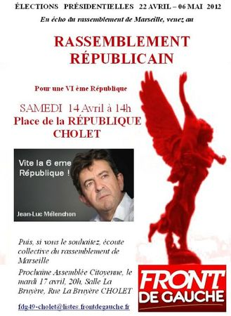 Rassemblement RepubliqueRougeNOIR14avril