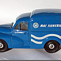 18 Morris Minor Van Mac Fisheries A 3