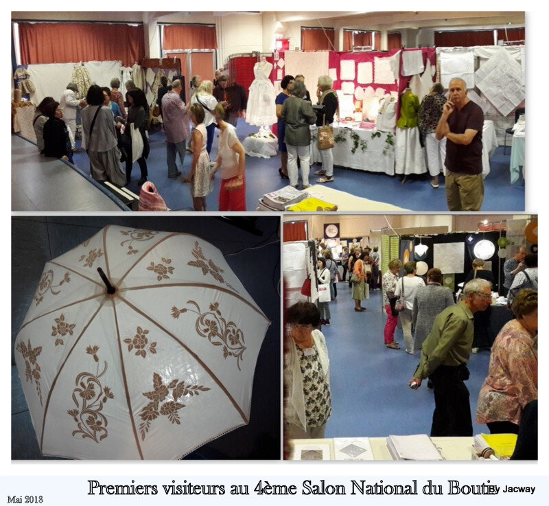 2018-05-10 4 ème Salon National du boutis Caissargues5