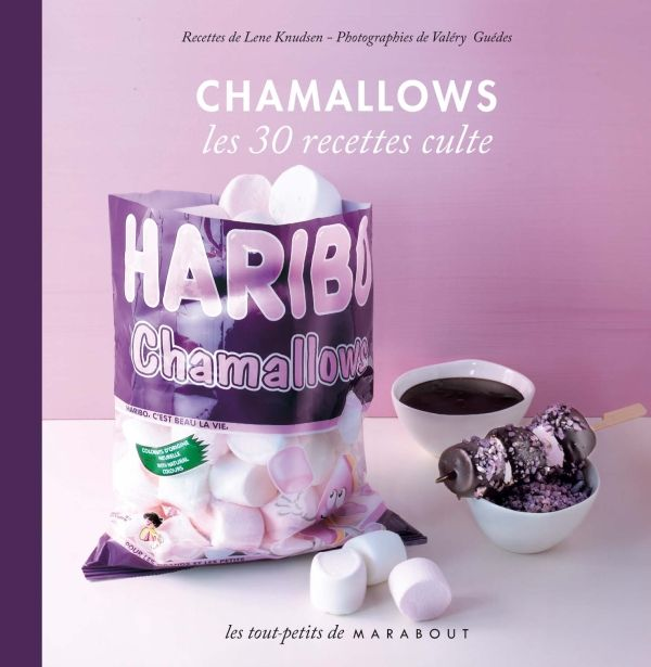 Chamallows 30 Recettes Culte Rose Cook