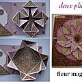 flowers pliages (3)