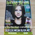 Magazine turque Blue Jean (2003)