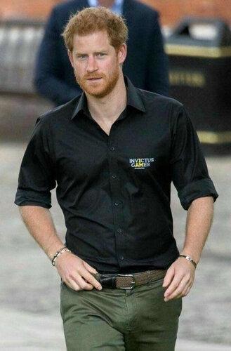 Flash sur … le Prince Harry (mise à jour)