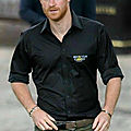 Flash sur … le Prince Harry (mise à jour)