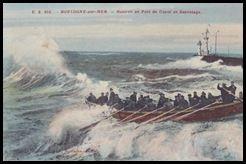 Canot de Sauvetage Boulogne sur Mer