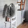 Idée brico récup avec une chaise !