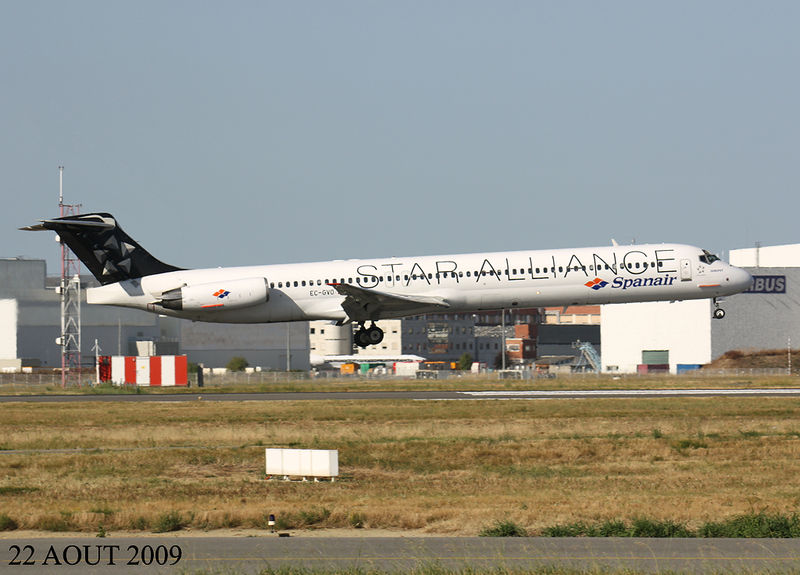 STAR ALLIANCE (SPANAIR).
