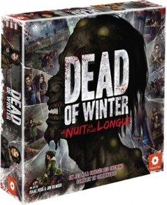 Boutique jeux de société - Pontivy - morbihan - ludis factory - Dead of winter la nuit la plus longue
