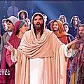 [replay] 300 choeurs pour les fêtes avec pascal obispo et la troupe de jésus le spectacle