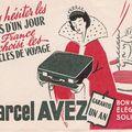 Buvard Marcel Avez