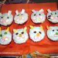 muffin chat souris
