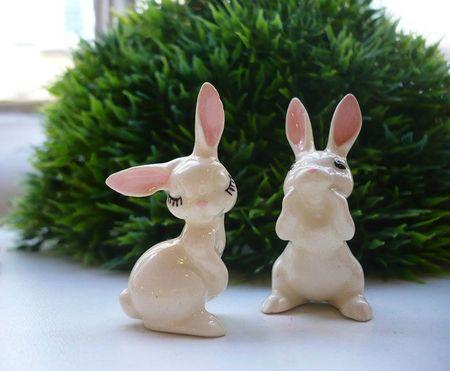 lapins miniatures