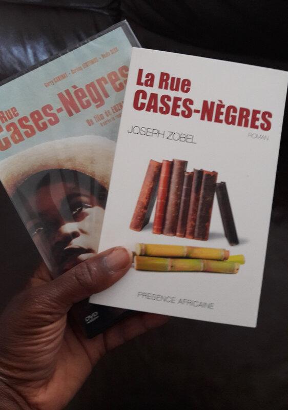 Roman et DVD Rue Cases Nègres
