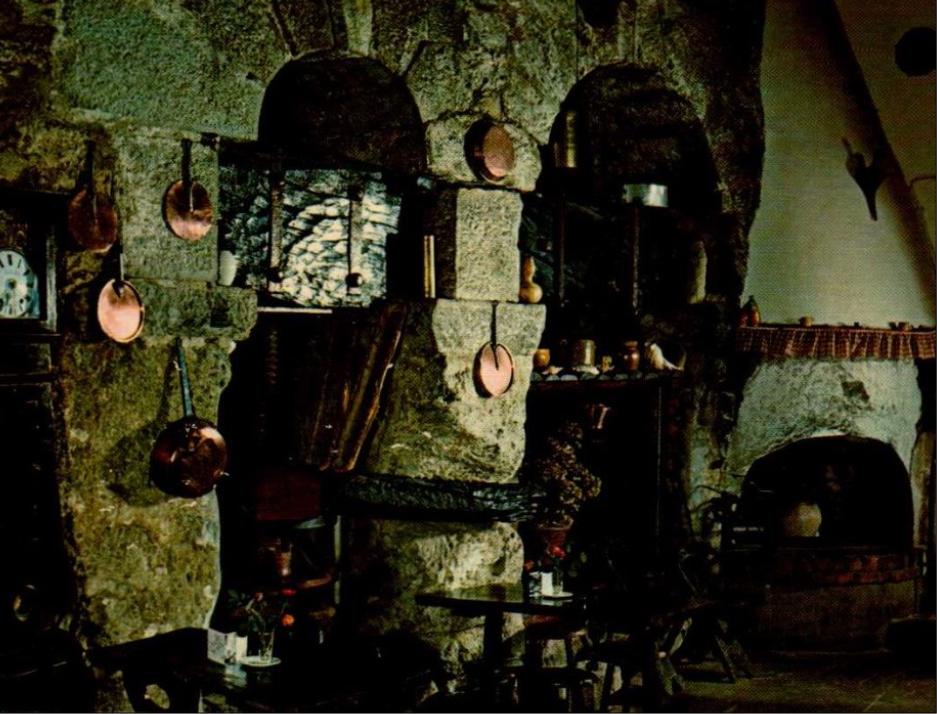 L'auberge du Vieux Moulin