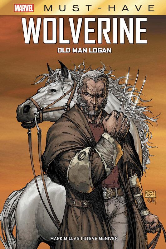 marvel must have wolverine old man logan