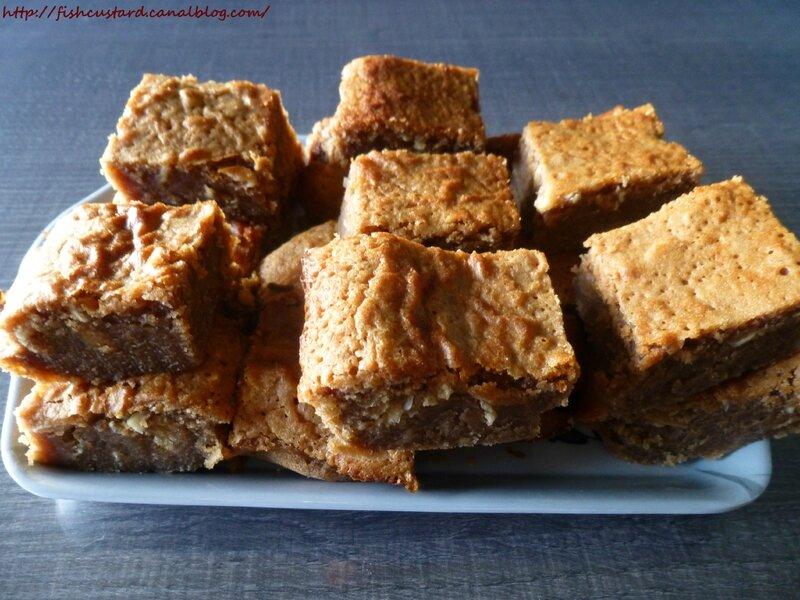 Brownies au chocolat praliné (9)