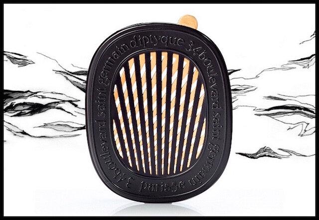 diptyque diffuseur parfum voiture 2