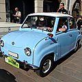 Glas goggomobil t250 1955-1969