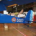 Aéroport Tarbes-Lourdes-Pyrénées: Groupe Préservation Patrimoine Aéronautique: Morane-Saulnier MS-505 Criquet: F-BIPJ: MSN 149.