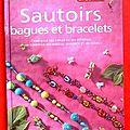 Sautoirs bagues et bracelets