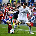 Atlético Madrid Real Madrid 2 - 2, Cristiano Ronaldo,