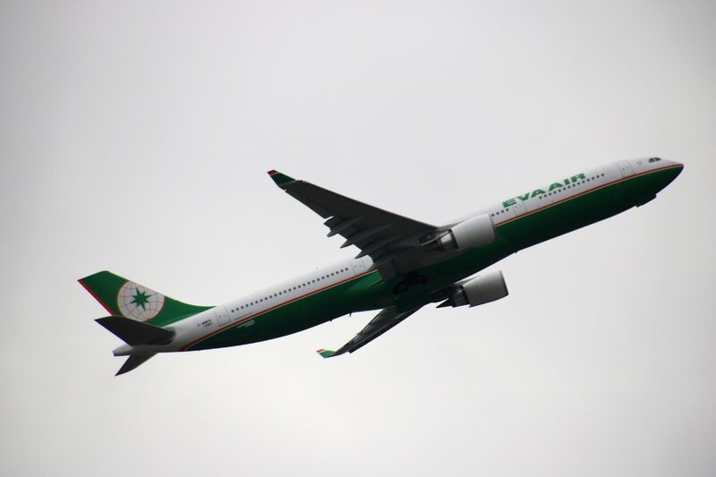 Airbus A330 d'Eva Air