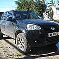 Great wall motors steed pick-up double cabine 2012
