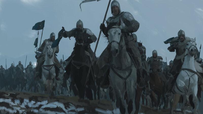 cavaliers des Eryés
