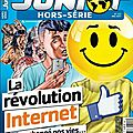 Science & vie junior hs : la révolution internet