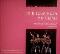 biscuit rose de Reims