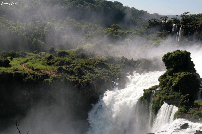 ïle et cascade San Martin
