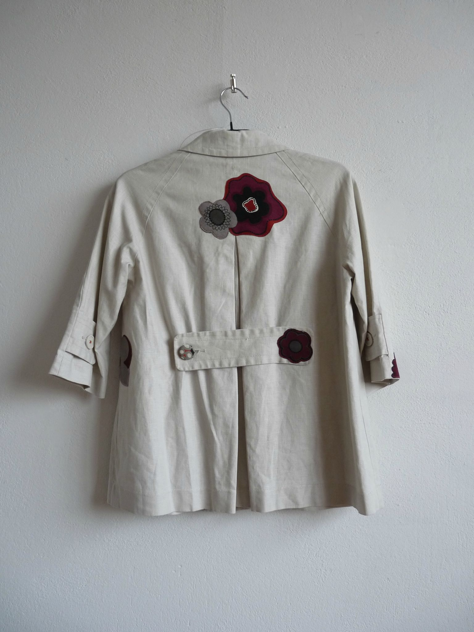 31 dos trench coat