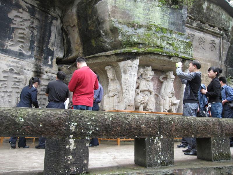 grottes bouddhiques de Beishan