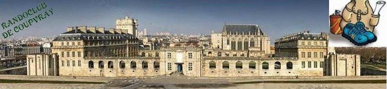 RANDONNEE A PARIS VINCENNES DU 19 FEVRIER 2017