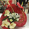 Bouquet de la st valentin