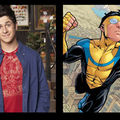 Fan-cast : invincible