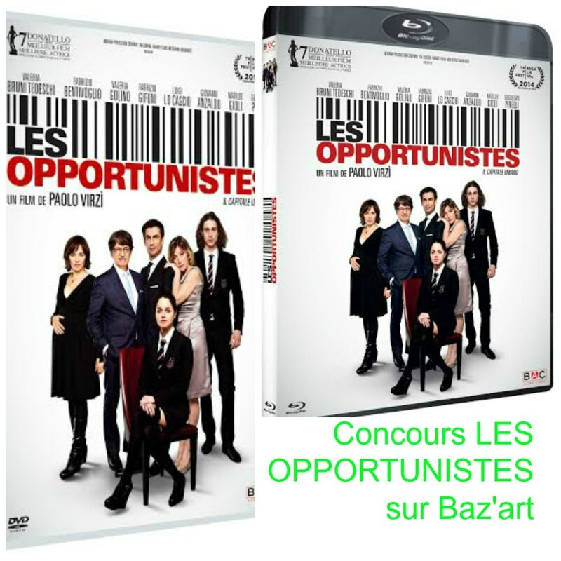 concours opportunistes