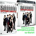 Concours les opportunistes : 1 dvd + 1 blu ray à gagner!!