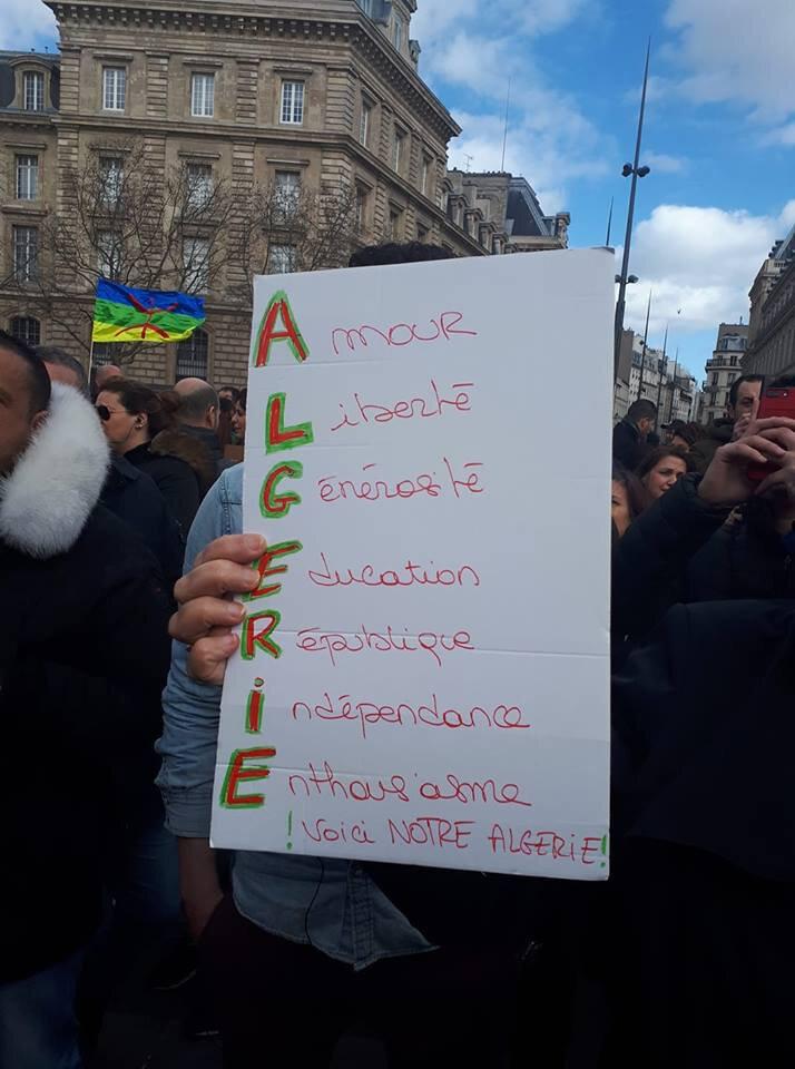 algérie résumé
