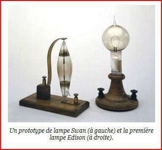 lampeswanedison