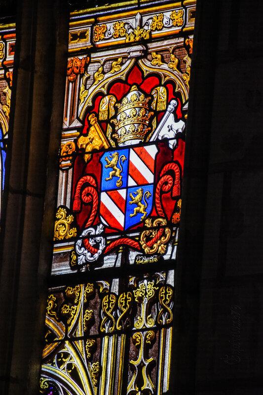 SANCTUS MAXIMUS CAINONIS LIBERATOR 446 (Saint-Mexme de Chinon) à la paroisse aux 21 clochers Ste Jeanne d'Arc en Chinonais (6)