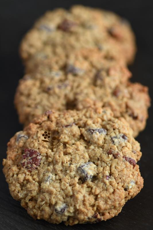 Cookies flocons d'avoine, noix de pécan, pépites de chocolat & caramel_1