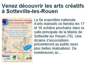 EXPO NATIONALE ARTS MANUELS